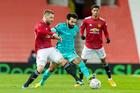 Trực tiếp MU vs Liverpool: Thết đãi tiệc tấn công
