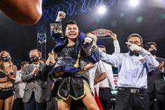Thu Nhi makes history as she wins WBO mini-flyweight title