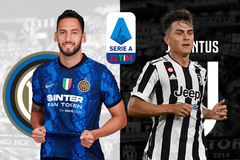 Inter vs Juventus: Rực lửa derby d'Italia