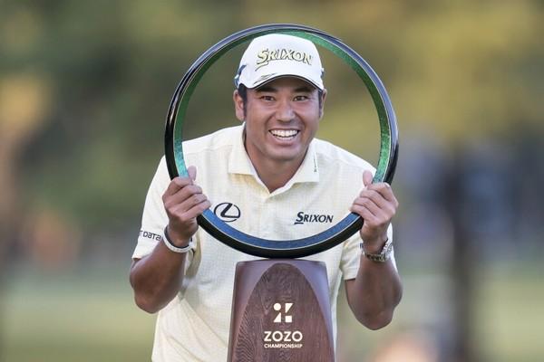 Matsuyama đăng quang Zozo Championship