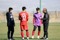 U23 Việt Nam đá vòng loại châu Á: Thầy Park treo thưởng gì?