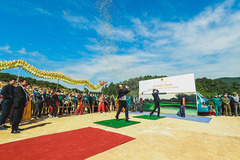 Huyền thoại thế giới thiết kế sân golf ở Quảng Ninh