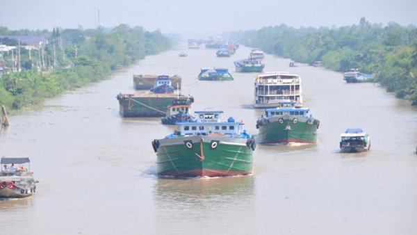 Mekong Delta to boost investment in transport infrastructure