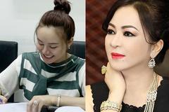 Ca sĩ Vy Oanh nộp đơn đề nghị khởi tố bà Nguyễn Phương Hằng