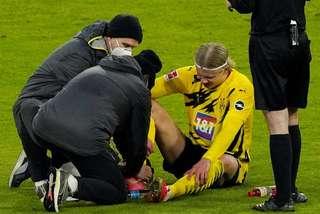 Dortmund nhận cú sốc, mất Haaland đến hết năm 2021