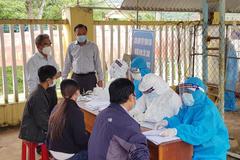 Ca nhiễm Covid-19 liên tục tăng, Quảng Nam phong tỏa gấp hàng loạt hộ dân