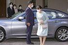 Hình ảnh hôn lễ lặng lẽ của công chúa Nhật
