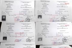 Hà Nội: Thu hồi 16 bằng tốt nghiệp của giáo viên Trường THPT Cao Bá Quát