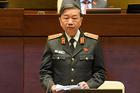 Đại biểu QH tranh luận về việc trang bị tàu bay cho Cảnh sát cơ động