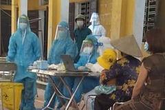 Bắc Giang có điểm dịch mới, cấp tốc lấy mẫu xét nghiệm gần 10 nghìn dân