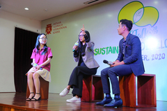 VAS Talks 2021 cổ vũ tinh thần học sinh trong đại dịch