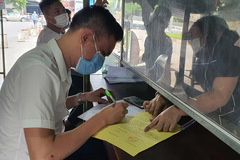 Bắc Giang áp dụng trở lại xét nghiệm, cách ly đối với người đến/về từ Hà Nội