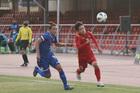 U23 Việt Nam thắng nhọc trận ra quân vòng loại U23 châu Á