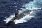 Mức độ hư hại của tàu ngầm Mỹ đâm vật thể lạ ở Biển Đông