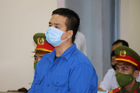 Bị cáo Trương Châu Hữu Danh bị phạt 4,5 năm tù