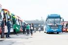 F0 đi xe khách từ TP.HCM về Hà Nội không vào bến Nước Ngầm